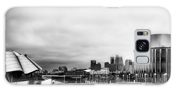 Minneapolis From The University Of Minnesota Galaxy Case by Tom Gort