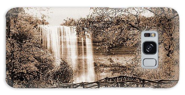 Waterfall Galaxy Case - Minnehaha Falls, Minneapolis, Minnesota, Waterfalls by Litz Collection