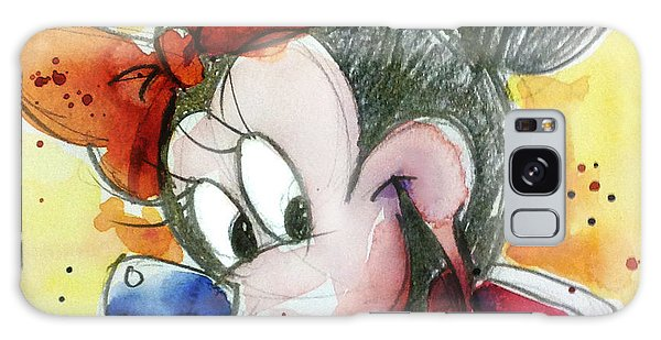 Minnie Mouse Galaxy Case