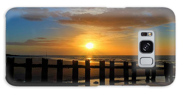 Minnis Bay Sunset Galaxy Case