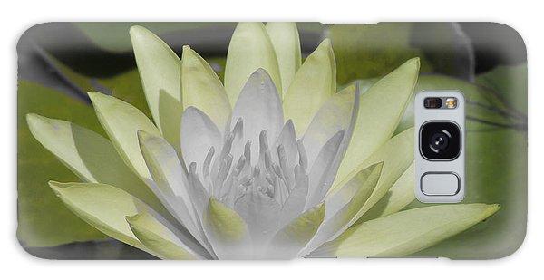 Mint Galaxy Case by Teresa Schomig