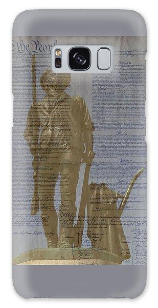 Minuteman Constitution Galaxy Case