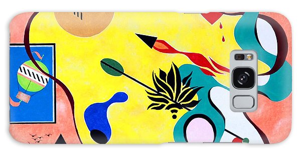 Miro Miro On The Wall Galaxy Case