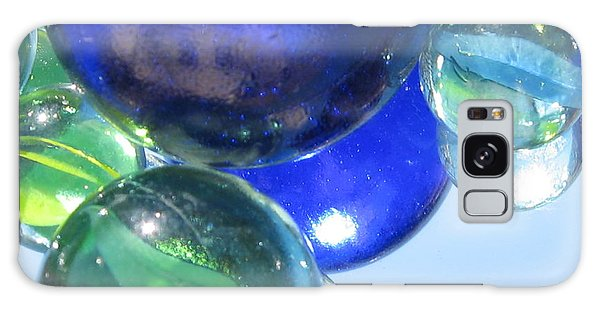 Mirrored Marbles Galaxy Case