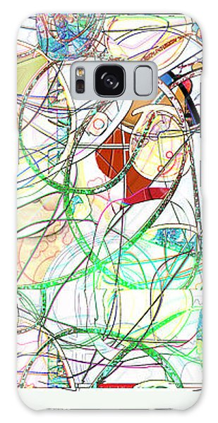 Mishagas Galaxy Case by Gabrielle Schertz