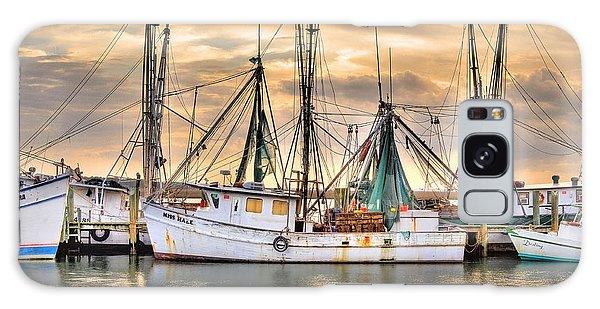 Miss Hale Shrimp Boat Galaxy Case