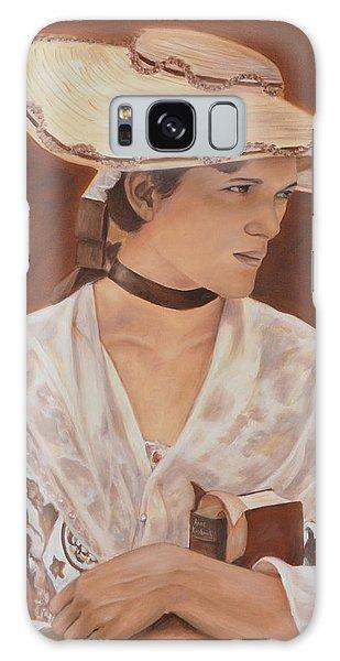 Galaxy Case - Miss Nichols by Anne Kushnick