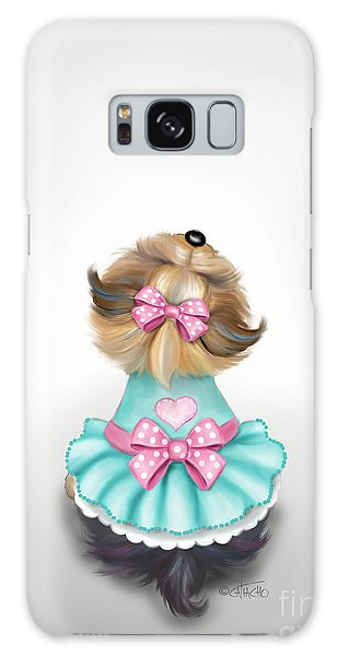 Miss Pretty Galaxy Case