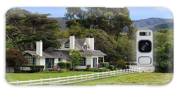Mission Ranch - Carmel California Galaxy Case by Glenn McCarthy Art and Photography