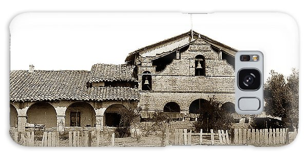 Mission San Antonio De Padua California Circa 1885 Galaxy Case