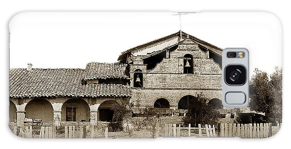 Mission San Antonio De Padua California Circa 1885 Galaxy Case