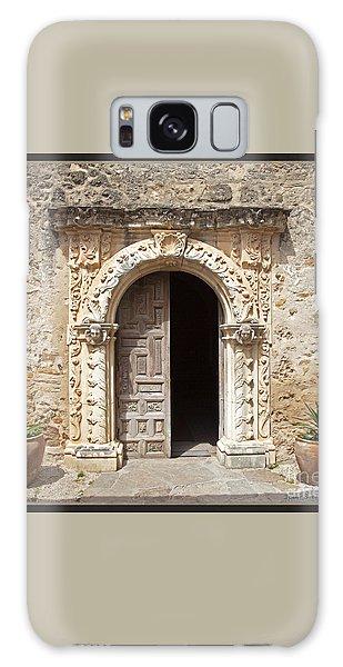 Mission San Jose Chapel Entry Doorway Galaxy Case