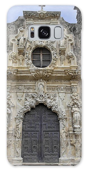 Mission San Jose Doorway Galaxy Case