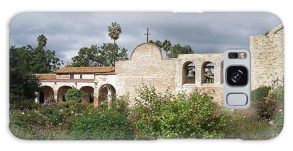Mission San Juan Capistrano Galaxy Case