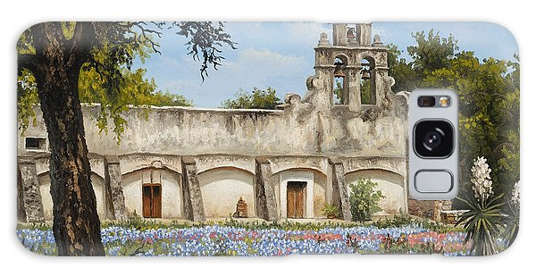 Mission San Juan Galaxy Case