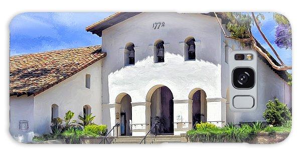 Mission San Luis Obispo De Tolosa Galaxy Case