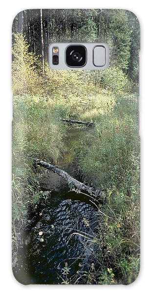 Mississippi River Headwaters Galaxy Case