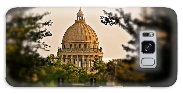 Mississippi State Capitol Dome Galaxy Case
