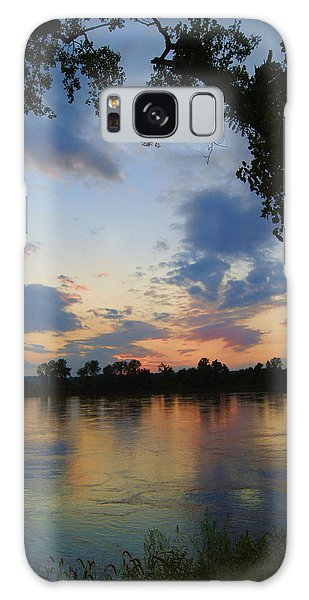 Missouri River Glow Galaxy Case
