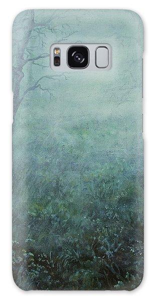 Mist On The Meadow Galaxy Case