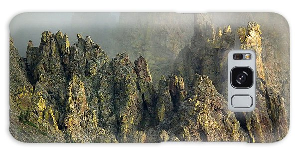 Misty Crags Galaxy Case
