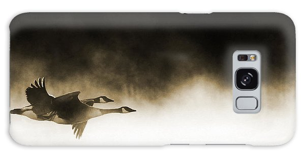 Canada Goose Galaxy Case - Misty Flight by Tim Gainey