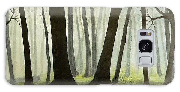 Misty Forrest Galaxy Case