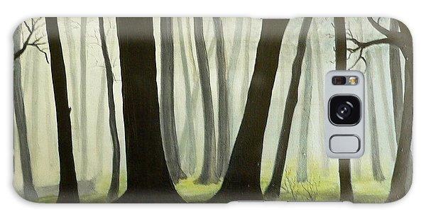 Misty Forrest Galaxy Case by Dan Wagner