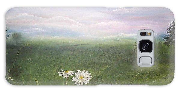 Misty Meadow Isaiah  Galaxy Case