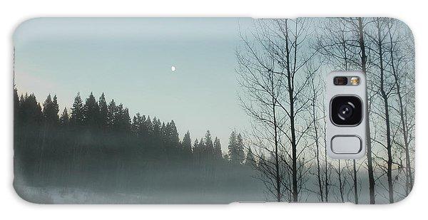 Misty Meadow Galaxy Case