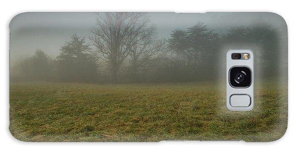 Misty Morning - Cades Cove Galaxy Case