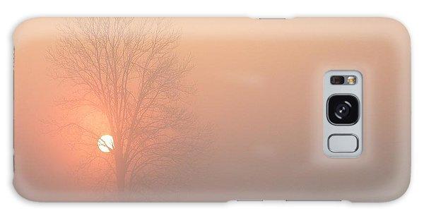 Misty Morning Galaxy Case by Carlee Ojeda