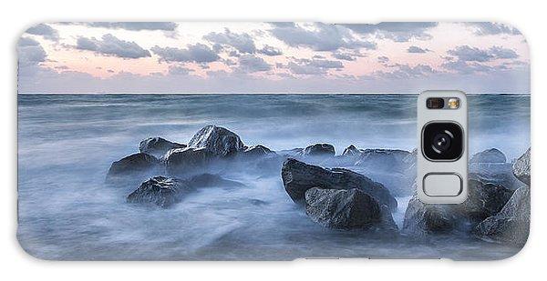 Boynton Galaxy S8 Case - Misty Morning by Jon Glaser