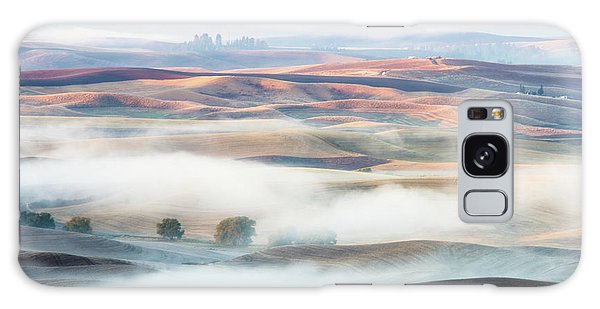 Layers Galaxy Case - Misty Morning by Thien Nguyen