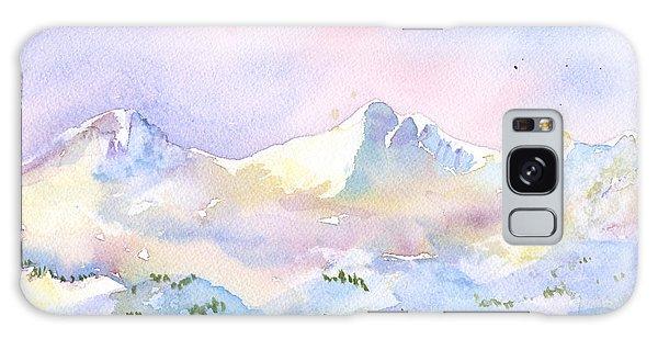 Misty Mountain Galaxy Case
