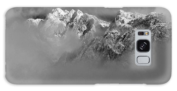 Misty Mountains In Mono Galaxy Case