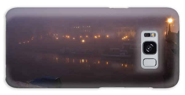 Misty Richmond Upon Thames Galaxy Case