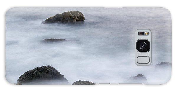 Misty Rocks Galaxy Case