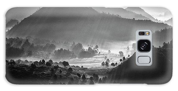 Layers Galaxy Case - Misty Sea Of Clouds by Zhou Chengzhou