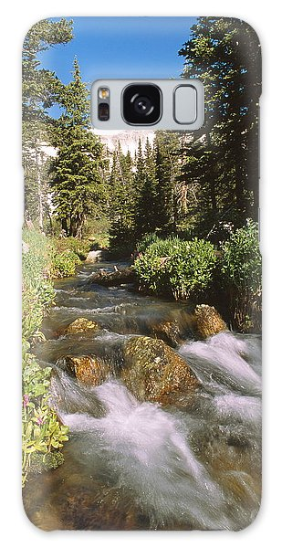 Indian Peaks Wilderness Galaxy Case - Mitchell Creek by Eric Glaser