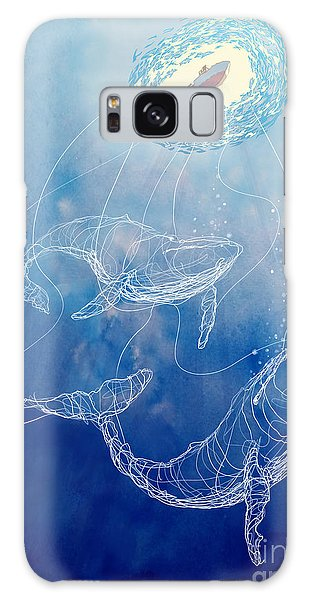 Moby Dick Galaxy Case