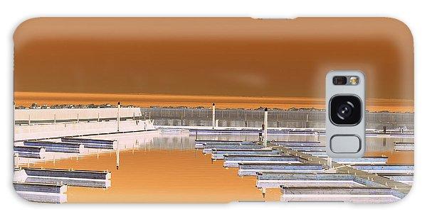 Mocha Dock Galaxy Case