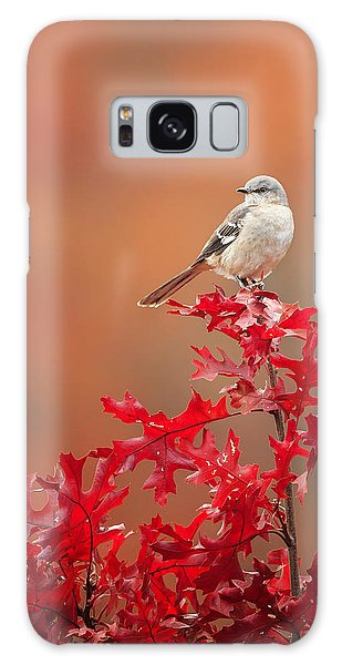 Mockingbird Autumn Galaxy Case