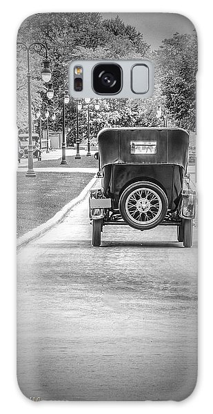 Model T Ford Down The Road Galaxy Case