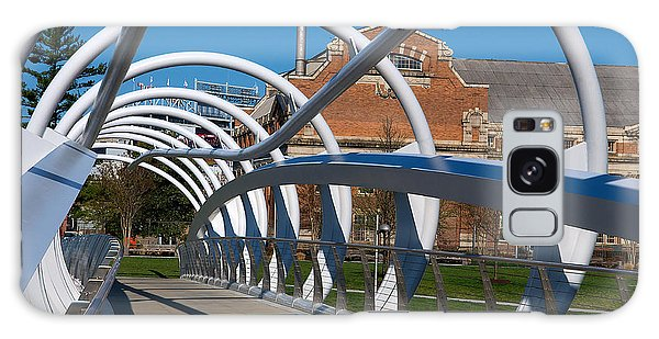 Modern Bridge  Galaxy Case
