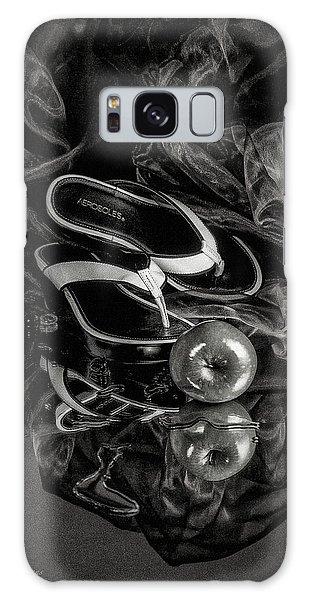 Modern Cinderella Galaxy Case by Karo Evans