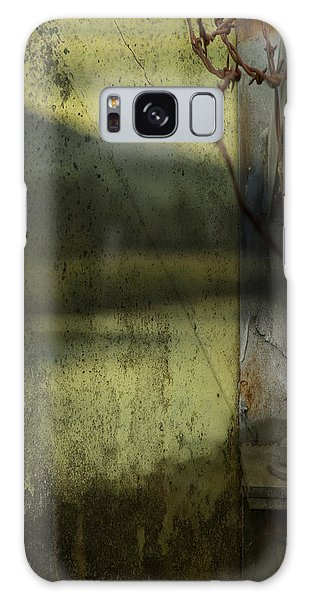 Galaxy Case featuring the photograph Modern Landscape by Belinda Greb