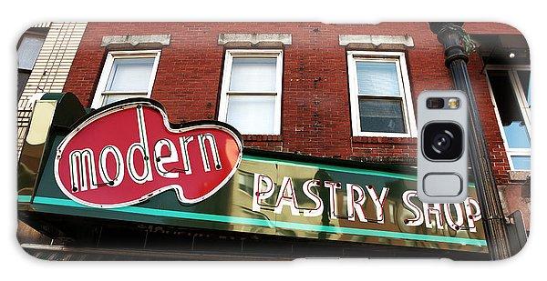 Modern Pastry Shop Galaxy Case