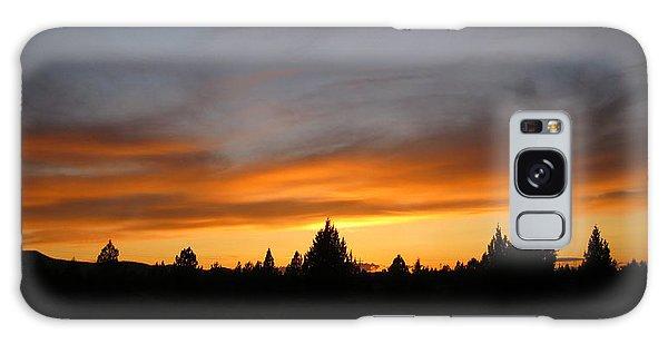 Modoc Sunset Galaxy Case