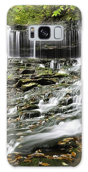 Mohawk Falls 2 Galaxy Case